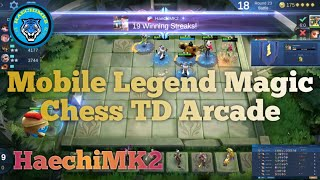 Mobile Legends Magic Chess TD Arcade Rules Strategy and Gameplay by HaechiMK2