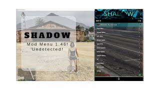 Download Pc Undetected 1 46 Gta 5 Mod Menu Cracked Black Fousion 1 4