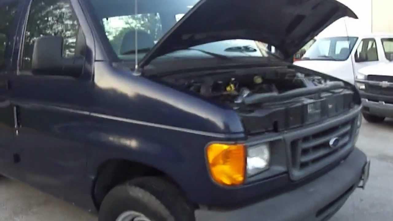 2004 Ford E