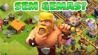 DICAS PARA EVOLUIR UMA VILA SEM COMPRAR GEMAS - Clash of Clans
