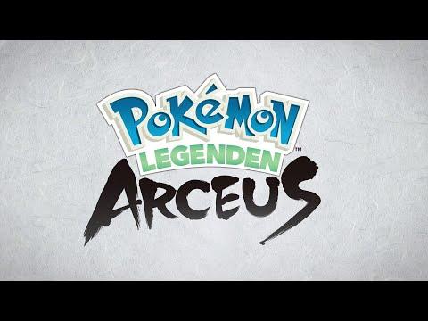 Pokémon-Legenden: Arceus – Eine bekannte Region. Eine neue Geschichte.