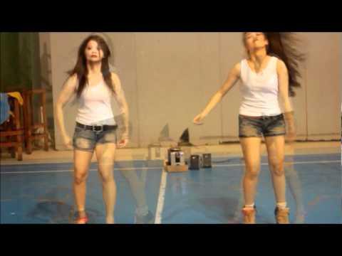 TEMPTATION DANCERS - Bubble Pop (BUGOYFILMS style).(HD)