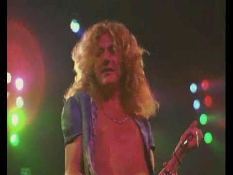 Black dog-Led Zeppelin-The Song Remains The Same 1973
