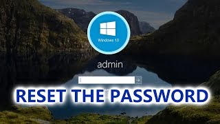 Forgot Password. HOW TO RESET PASSWORD in Windows 10. Without Disk, without flash drive. In 2020