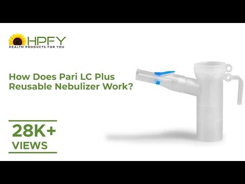 Pari LC Plus Reusable Nebulizer