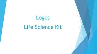 What's Included in the Logos Life Science Kit