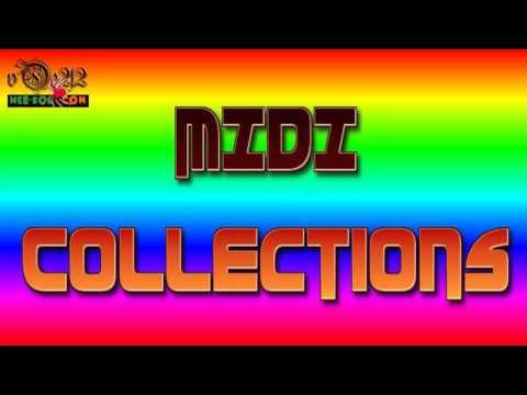 [Midi Instrumental] ♬ Cinta Satu Malam ♬ [High Quality Sound]