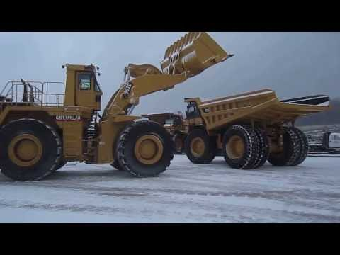 Dallas Machinery, LLC Caterpillar 992D & 777C Simulation