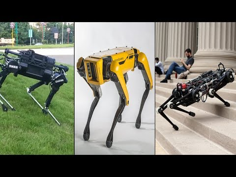 3 Amazing Intelligent Robot Dogs In This Modern Age – Best Robot Pets With Artificial Intelligence.