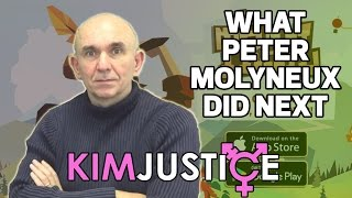 The Trail:  What Peter Molyneux Did Next (Review / Android) - Kim Justice