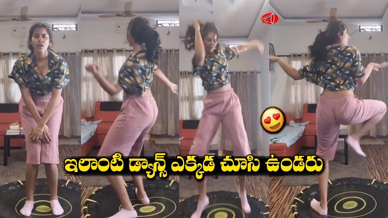 Anchor Vishnupriya Latest Dance Video    Anchor Vishnupriya Latest Dance    Gossip Adda