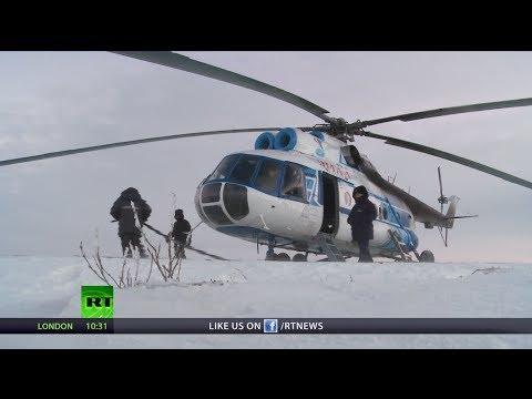Sky Rescue: Flying Medics of Russia's Far North (RT Documentary)