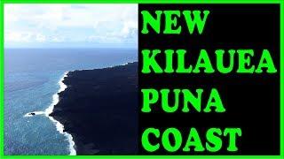 The New Hawaii Kilauea Volcano Puna Coast Line Helicopter Adventure Tour - Pohoiki to Kapoho