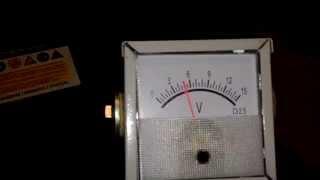 Проверка Solite 65B24L (50 ач)