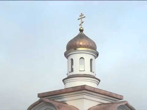 Освящение часовни в Ахтубинске.