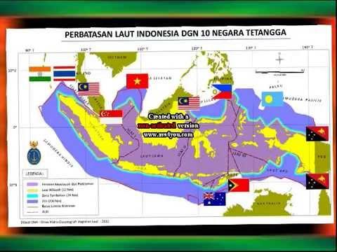 Media Pembelajaran Ips Kelas Vii Smp Quot Letak Geografis Indonesia Quot Youtube