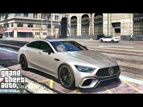 GTA 5 REAL LIFE MOD #690 - UBER DRIVER GT63!!!(GTA 5 REAL LIFE MODS)