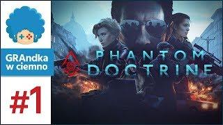 Phantom Doctrine PL #1 | Misja: zapobiec wojnie