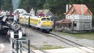 Tiny Town & Railroad 100 years