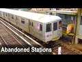 ⁴ᴷ The Newly-Abandoned Nassau and Atlantic SIRR Stations