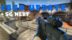 SG NERF?! DEAGLE BUFF?! || CS:GO Update Patchnotes Rundown [German/Deutsch]