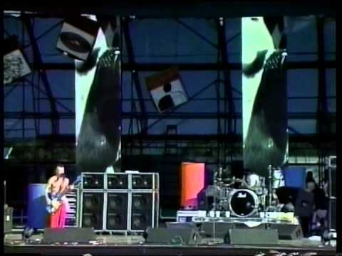 Red Hot Chili Peppers - Rolling Rock Town Fair Festival, Lat