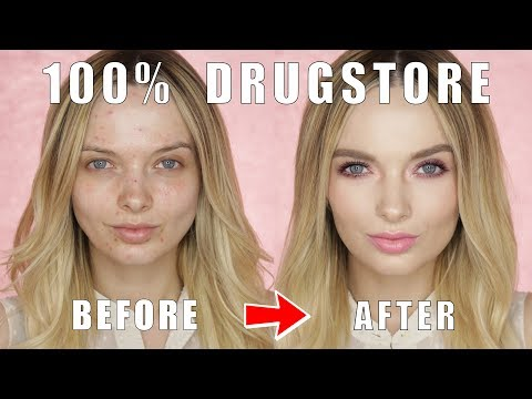 drugstore-full-face-using-maybelline-tutorial!-//-mypaleskin