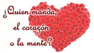 Charla entre la razon y el corazon - Gabriela Mistral - Declamado por Feneté