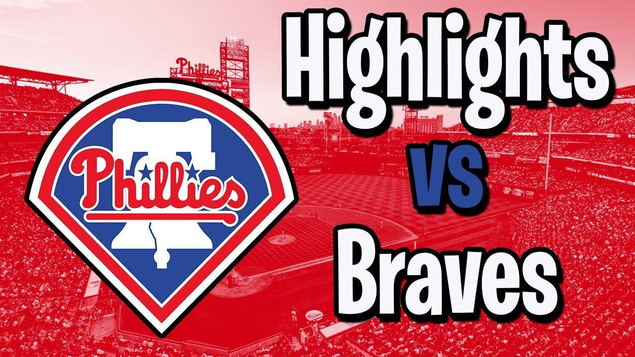 Philadelphia Phillies Highlights vs Atlanta Braves | 1st Series 2019 MLB Season