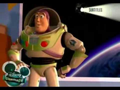 Buzz Lightyear Of Star Command [GR Intro]