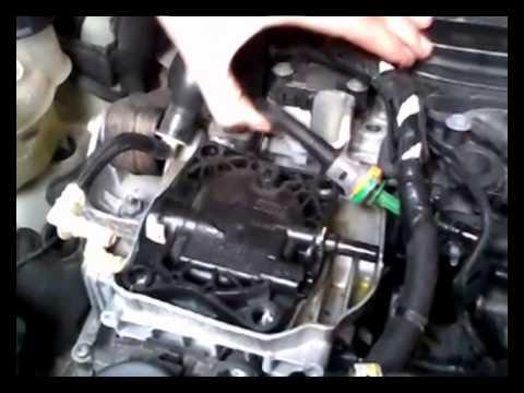 Echange Du Filtre 224 Carburant 3 29 Quot Youtube