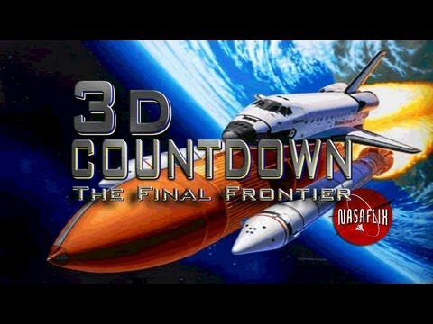 NASAFLIX - 3D IN SPACE - MOVIE