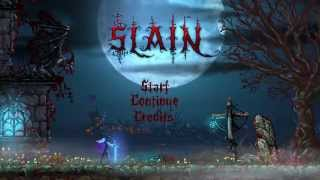 Slain - Official Xbox One Debut Trailer (2015) 8Bit Game HD