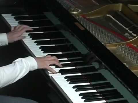 FF8より 『The Extreme』 をピアノで