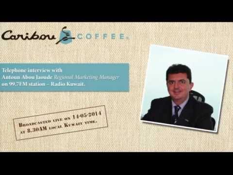 Antoun Abou Jaoude Interview - Caribou...