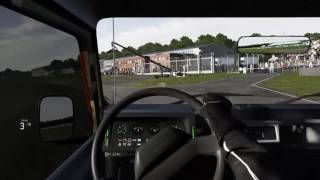 Forza Motorsport 6 landrover defender on the top gear track