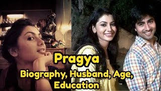 Pragya Biography, Age, Husband, Education and Lifestyle from Kumkum Bhagya Episode 884 1 August 2017