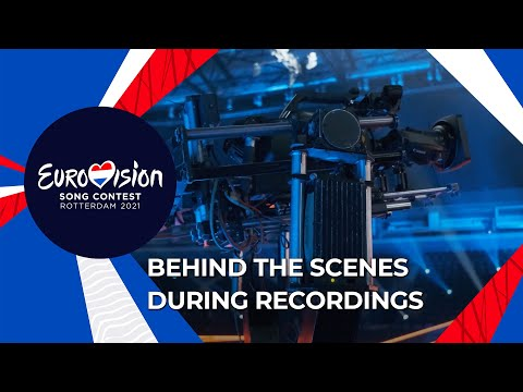 Producing Eurovision 2021: Live-On-Tape Recordings