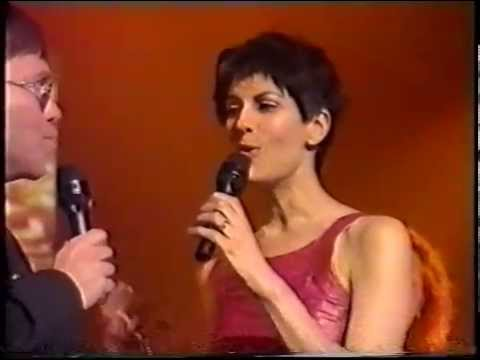 Marcella Detroit & Elton John - Ain't Nothing Like The Real Thing (live on TOTP, 1994)