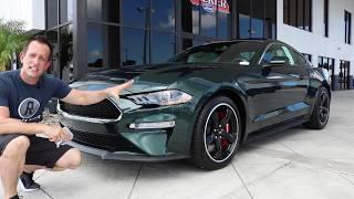 Why do I LOVE driving the 2019 Ford Bullitt Mustang? - Raiti
