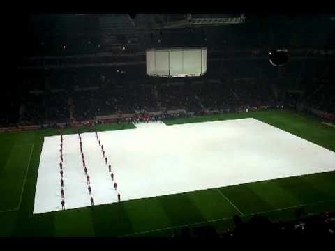 Galatasaray Türk Telekom Stad Açılış Tribün Protesto