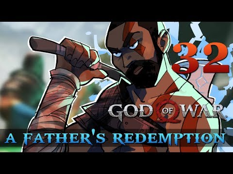 [32] A Father's Redemption (Let's Play God of War [2018] w/ GaLm) thumbnail