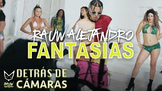 Rauw Alejandro ❌ Farruko - Fantasías (Detrás de Cámaras)