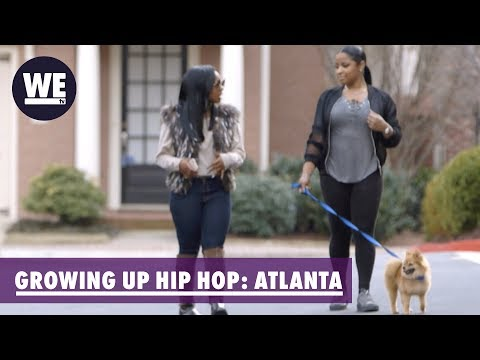 Toya Puts Reginae in the Dogg House | Growing Up Hip Hop: Atlanta