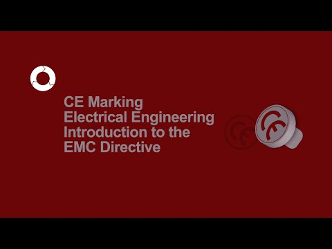 CE Marking Electrical Engineering | Introduction to the EMC Directive