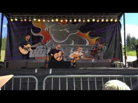 GUITAR TOWN 2016 Acoustic Saturday 2 - Martin Taylor & Friends