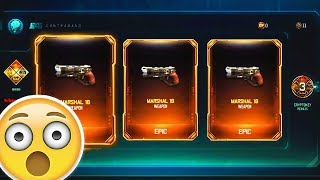 1 SHOT EVERYTHING... (Black Ops 3 Grand Slam Supply Drop Opening)