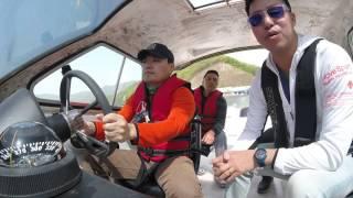 조정면허 실기 Boat Training Day (모터보트 연수 @청평)