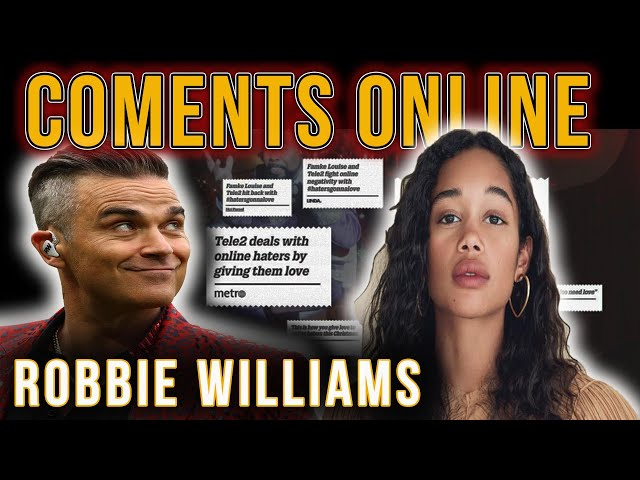 Robbie Williams | Trolls, Haters and Accusers | Chris Thrall | Bought The T-Shirt Podcast