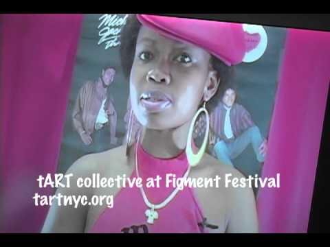 tART at Figment Festival 2010